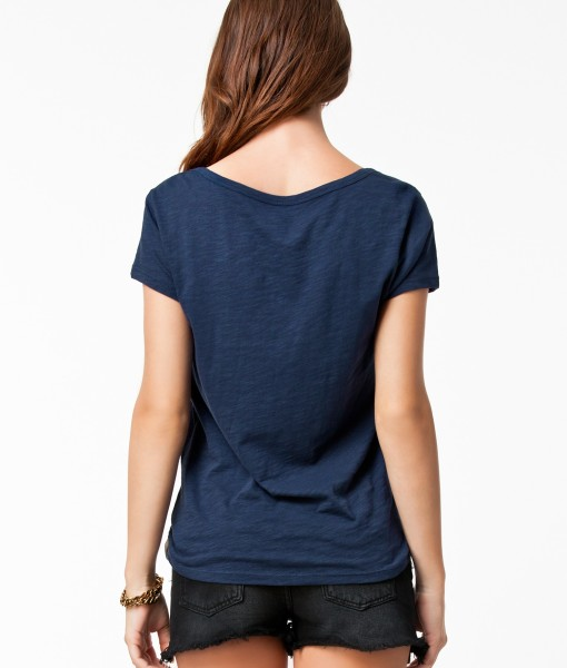 Indigo Blue Tee Lee Jeans 2