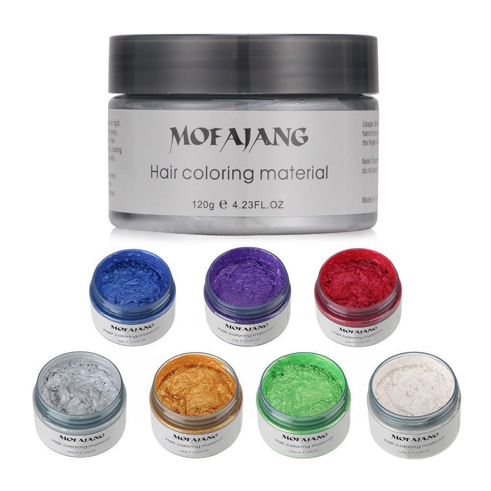 JoliCol Coloration temporaire pour les cheveux