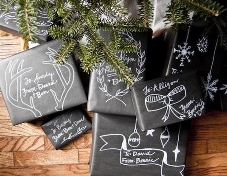 25 Idées emballages pour des cadeaux 4