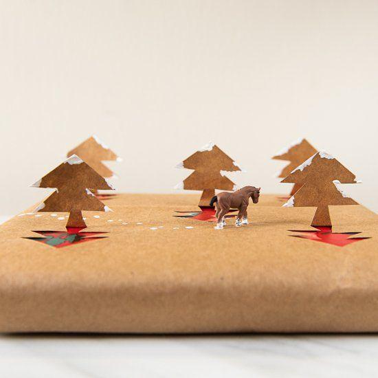 25 Idées emballages pour des cadeaux 11