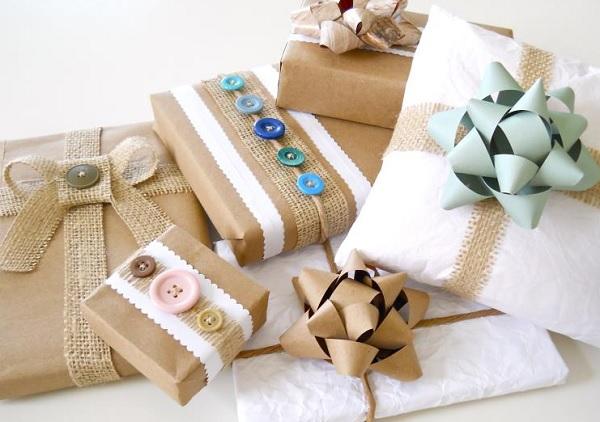 25 Idées emballages pour des cadeaux 22
