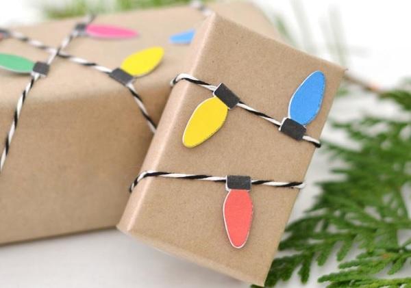 25 Idées emballages pour des cadeaux 15