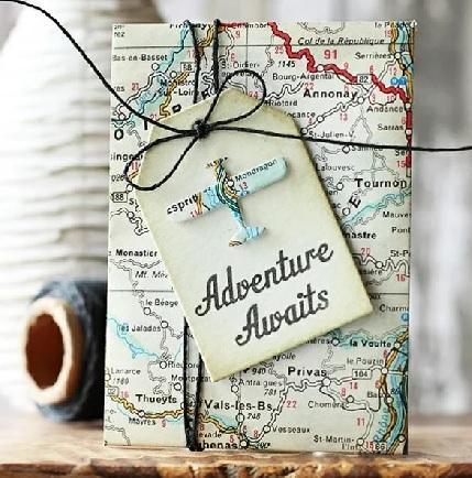 25 Idées emballages pour des cadeaux 10