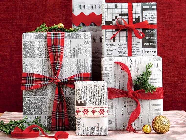 25 Idées emballages pour des cadeaux 5
