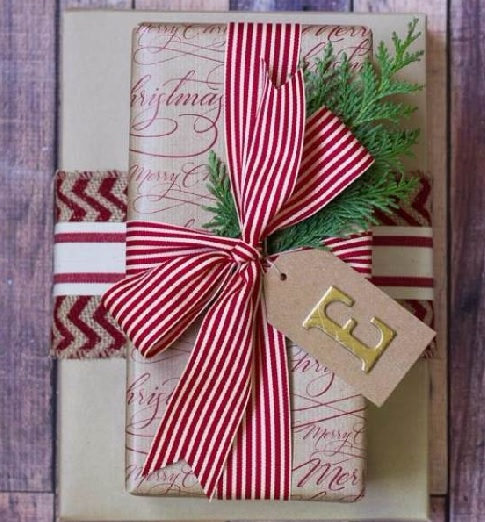 25 Idées emballages pour des cadeaux 24
