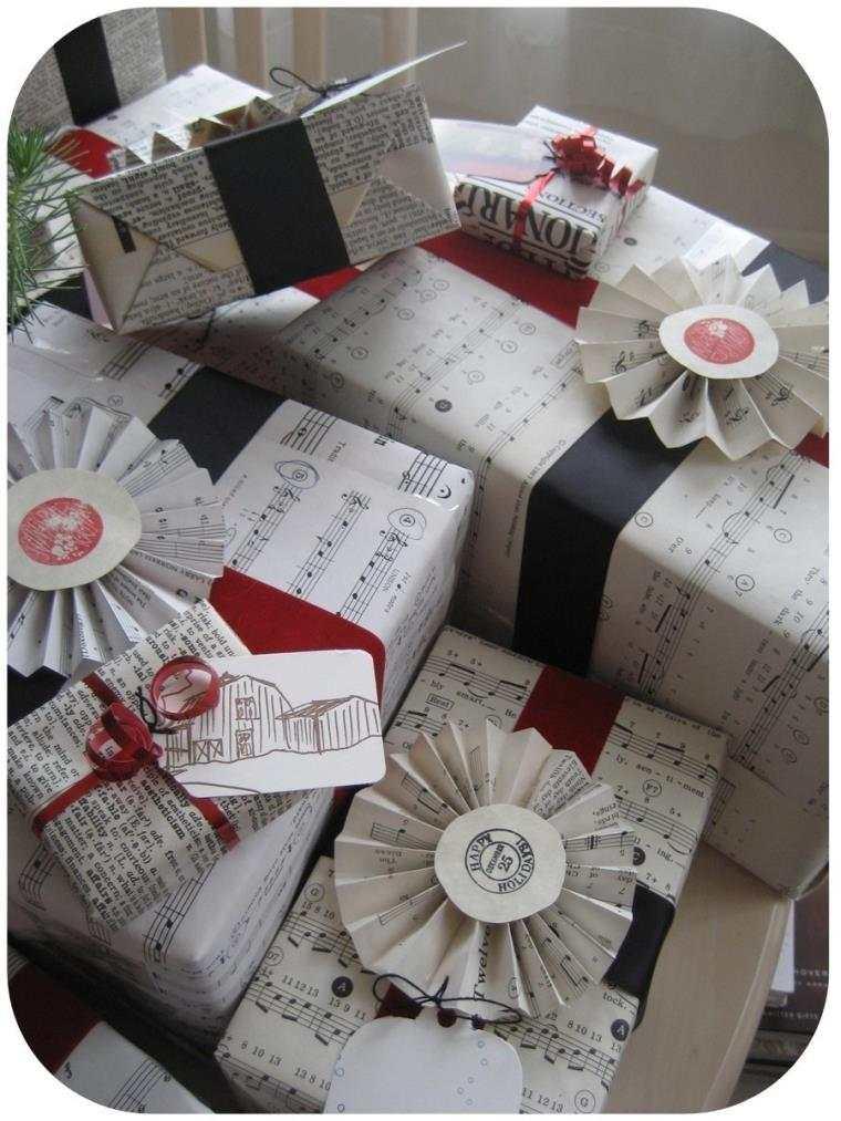 25 Idées emballages pour des cadeaux 6