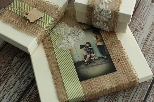 25 Idées emballages pour des cadeaux 9