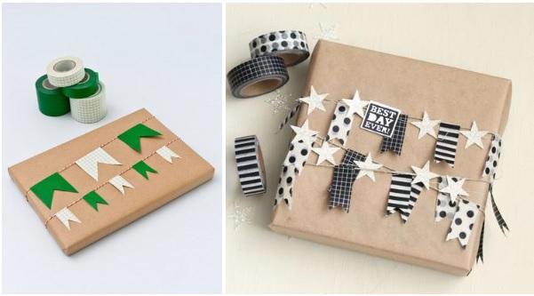 25 Idées emballages pour des cadeaux 26