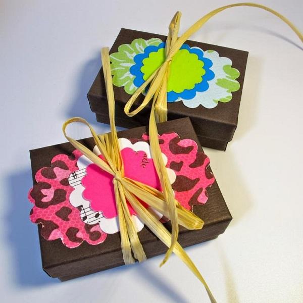 25 Idées emballages pour des cadeaux 3
