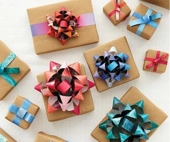 25 Idées emballages pour des cadeaux 27