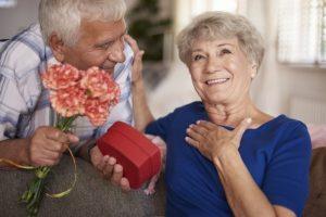 Quatrième 4th Anniversaire De Mariage Cadeau Quatre Merveilleuses années comme Personnalisé Coussin